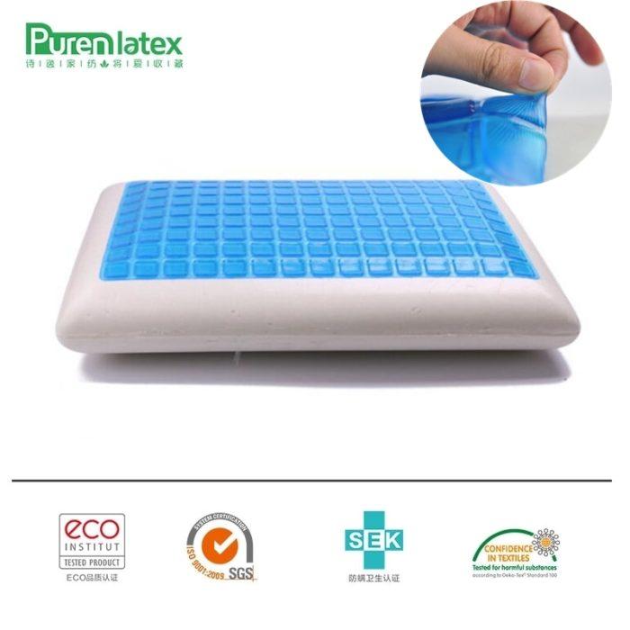 Cooling Gel Pillow Memory Foam