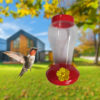 Hummingbird Feeder Plastic Container