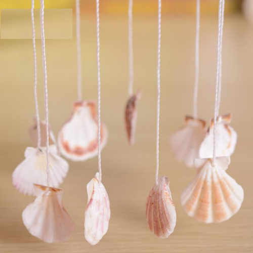 Seashell Wind Chimes Home Ornament