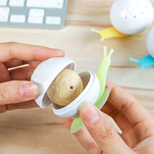 Toilet Air Freshener Fragrance Snail