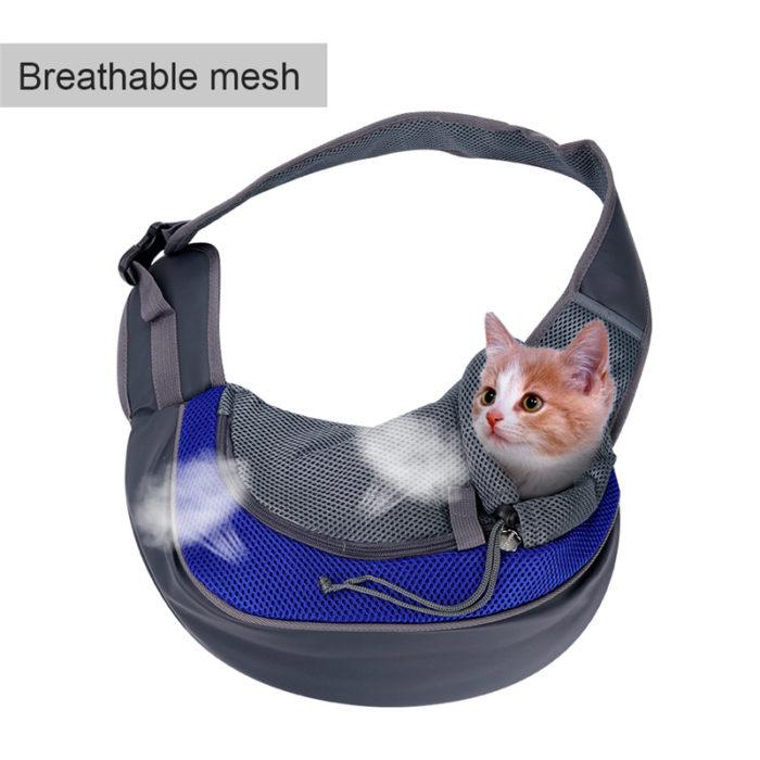 Cat Sling Pet Travel Carrier Bag
