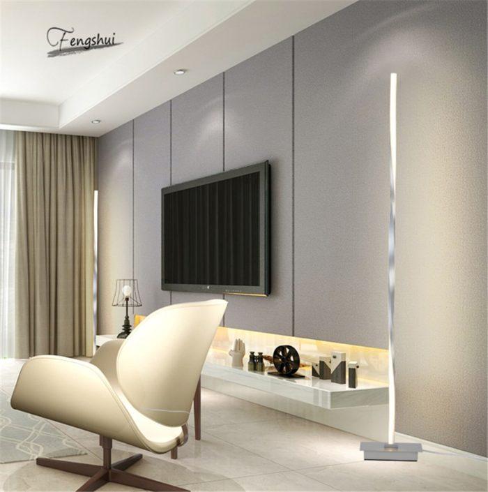 Dimmable Floor Lamp Indoor Lamp