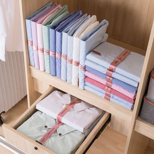 Cloth Folder Easy Clothes Folding with Strap