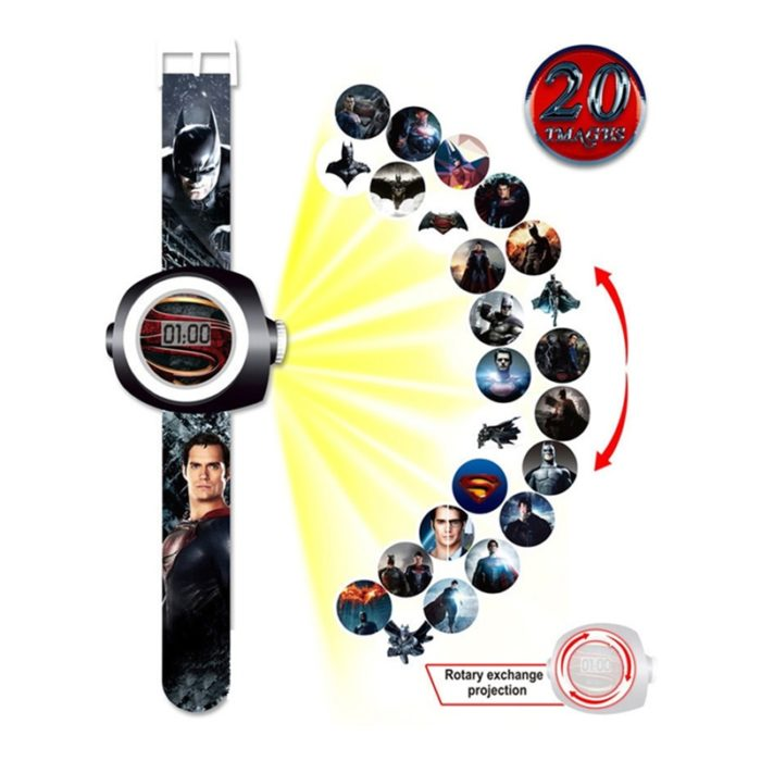Kids Wrist Watch Digital Projection Watch