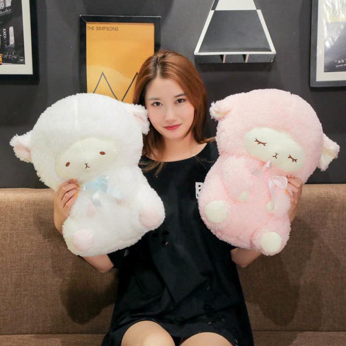 Sheep Stuffed Animal Kids Plush Toy