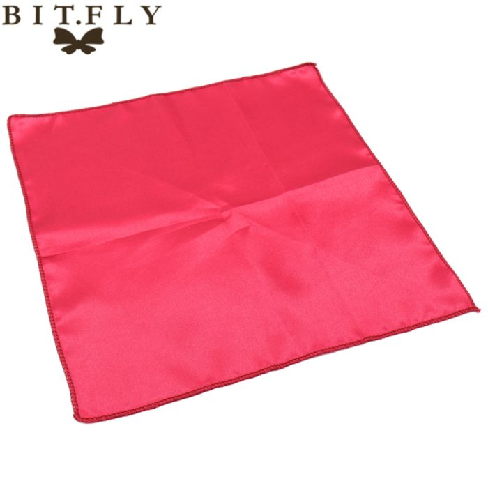50pcs Cloth Table Napkin Satin Fabric