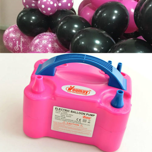Electric Air Pump for Balloon Machine