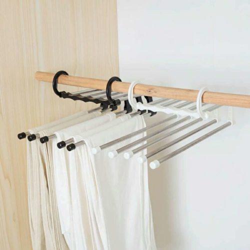 Jeans Hanger 5 Slot Rack