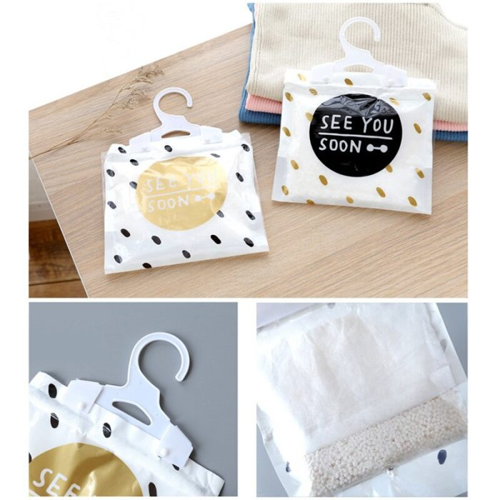 Closet Dehumidifier Hanging Desiccant Bag