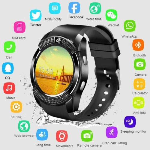 Phone Watch Smart Timepiece