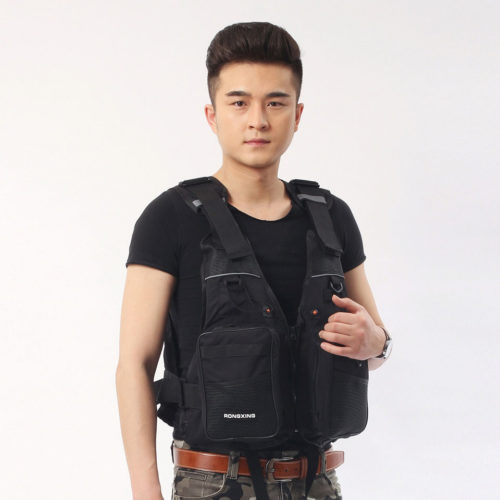 Fishing Life Jacket Breathable Vest