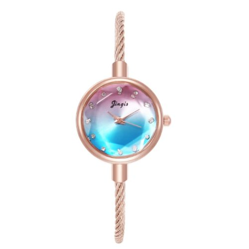 Ladies Bracelet Watch Stylish Wristwatch
