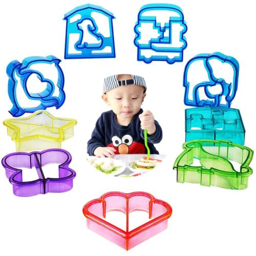 Sandwich Shape Cutter Bread Press