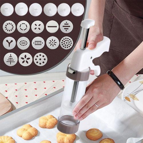 Cookie Gun Set Baking Tool