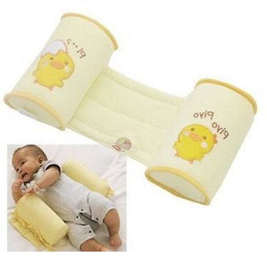 Baby Anti Roll Pillow Cartoon Cushion