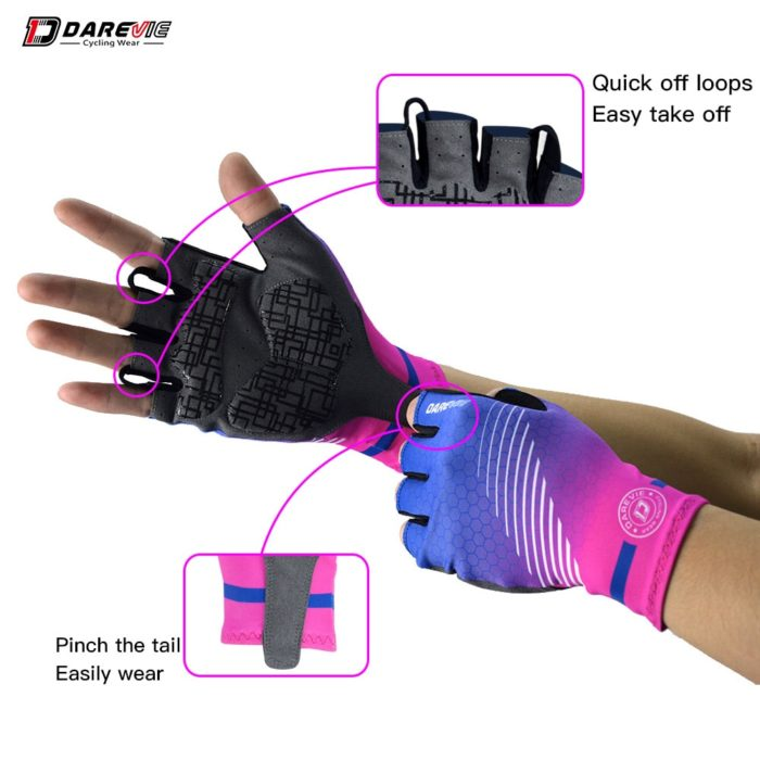 Bike Riding Gloves Half Finger