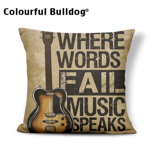Couch Pillow Cover Throw Pillowcase