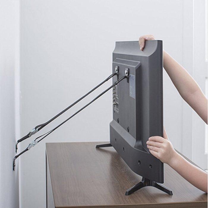 TV Straps 2PCS Safety Locks