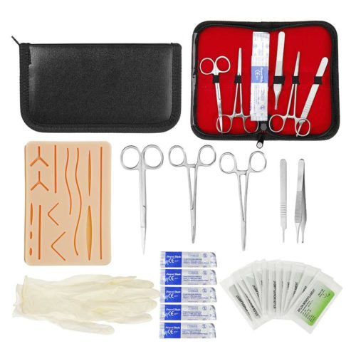 Suture Practice Kit 26-Piece Set