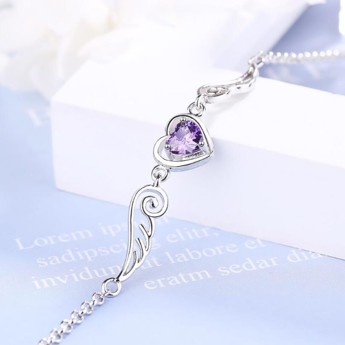 Angel Wing Bracelet Fashionable Ladies Jewelry
