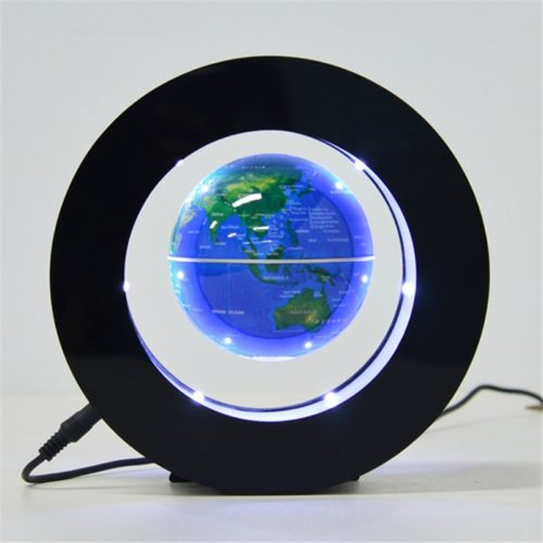 Magnetic Floating Globe Decor Lamp