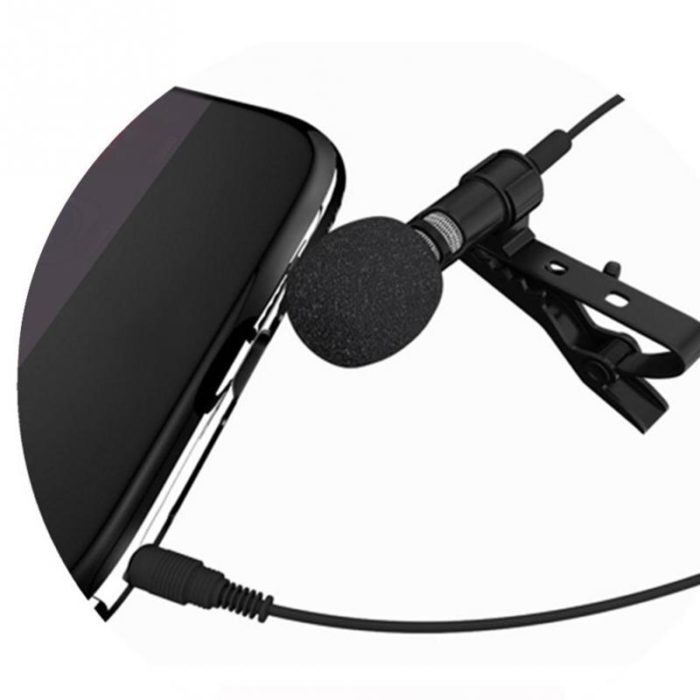 Mobile Microphone Clip-on Mic