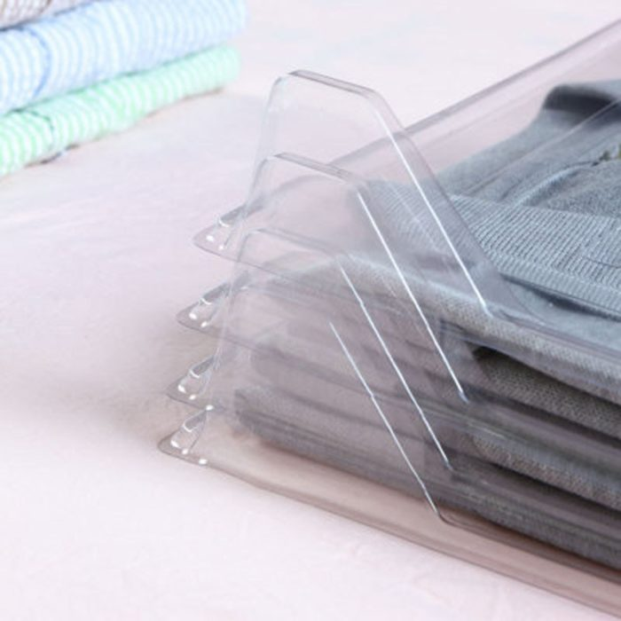 T-Shirt Organizer 10-Layer Folding Board
