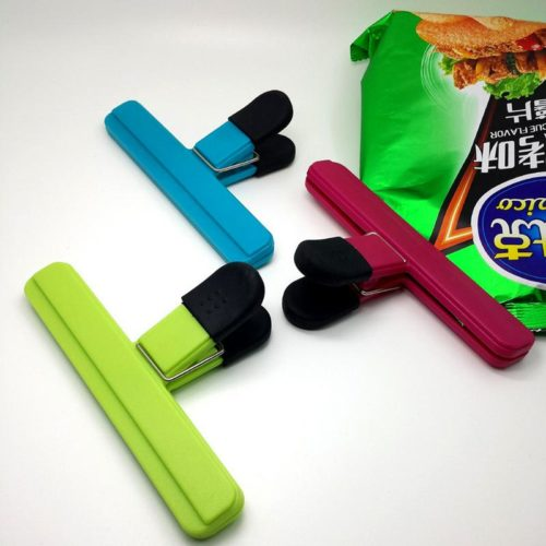 Chip Clip Food Bag Instant Sealer