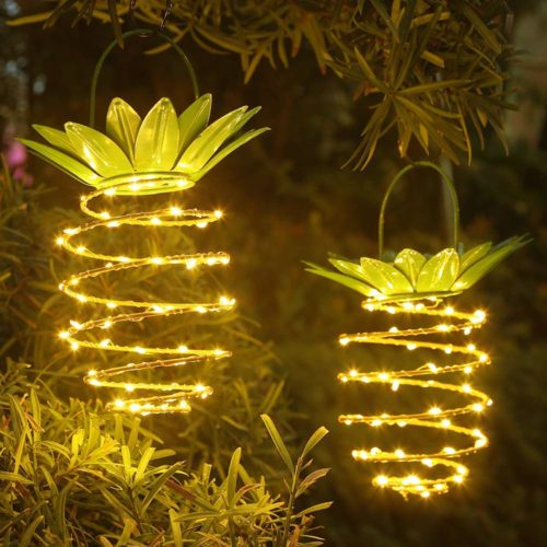 Pineapple Outdoor Light Solar Lamp