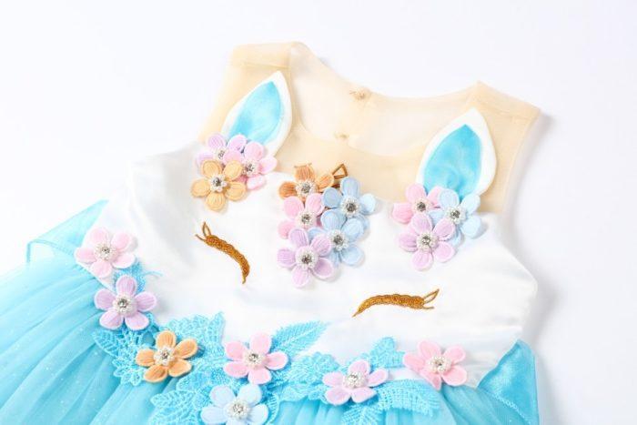 Unicorn Dress Up Kid's Clothes
