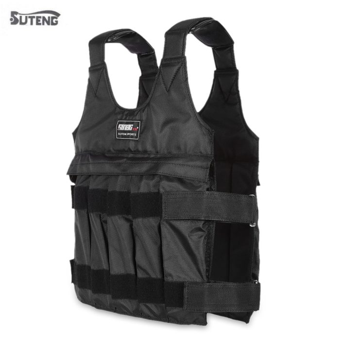 Weighted Exercise Vest Training Tool