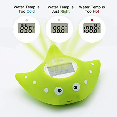 Bath Thermometer Kids Bath Toy