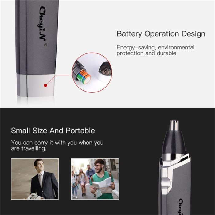 Nasal Hair Trimmer Electric Nose Trimmer