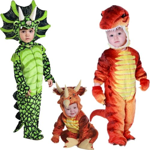Kids Dinosaur Costume Cute Cosplay Costume