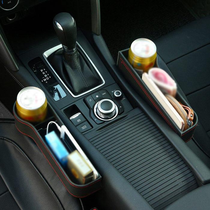 Front Seat Car Organizer Storage Holder