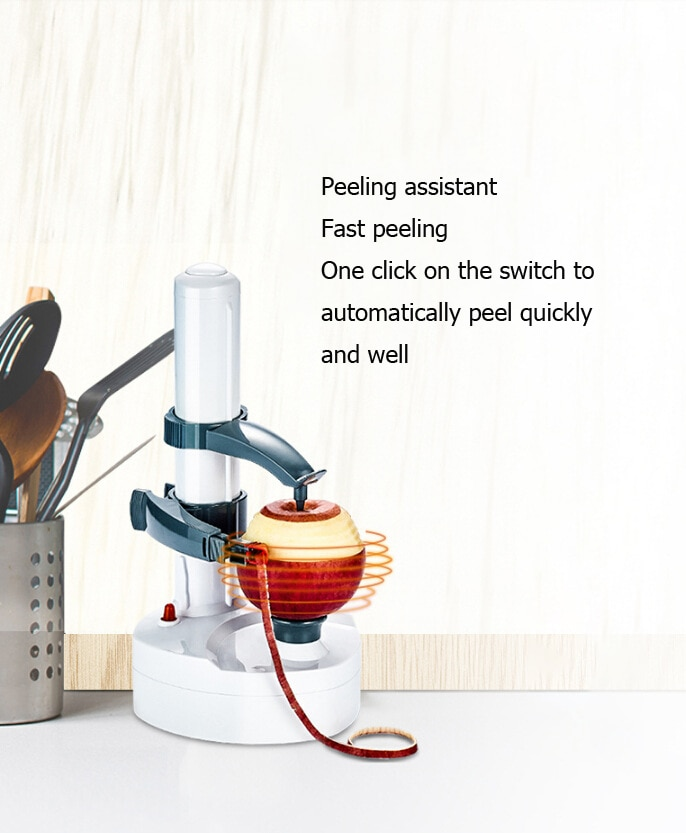 Electric Peeler Automatic Peeling Machine