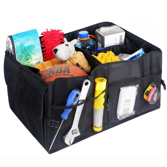 Car Storage Box Foldable Container