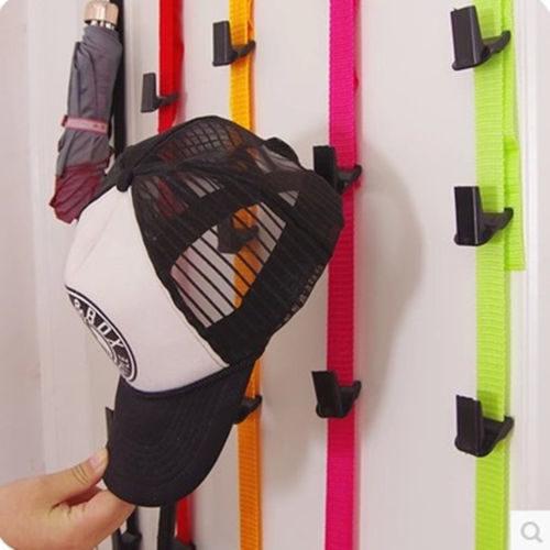 Cap Organizer Closet Hanger