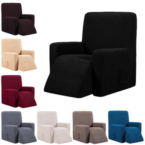 Recliner Sofa Cover Elastic Material