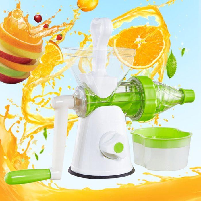 Manual Juicer Machine Kitchen Juicer
