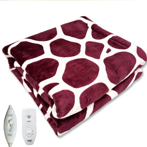 Heated Throw Blanket Thermostat Cover
