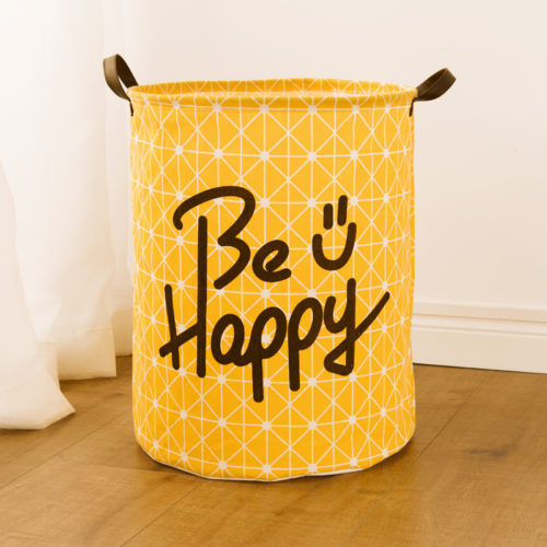 Cute Laundry Basket Clothes Hamper
