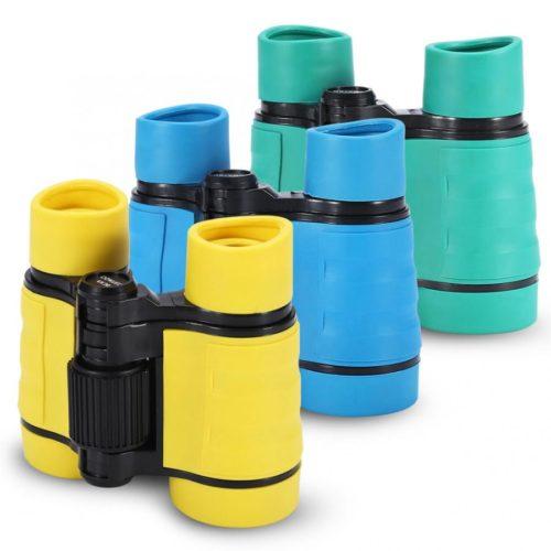 Childrens Binoculars 4x Magnification Binoculars