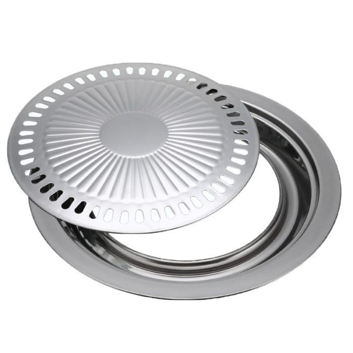 Stove Top Grill Non-stick Pan