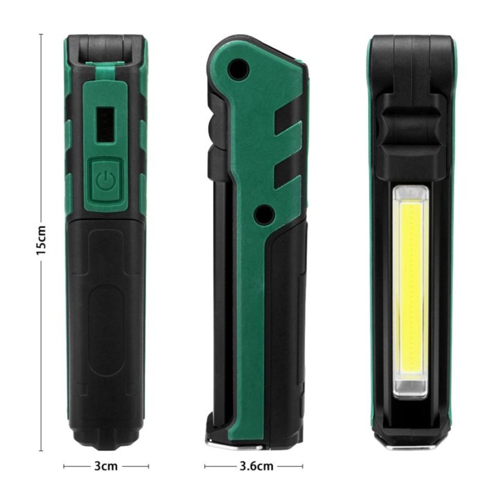 Rechargeable Work Light Torch Lamp