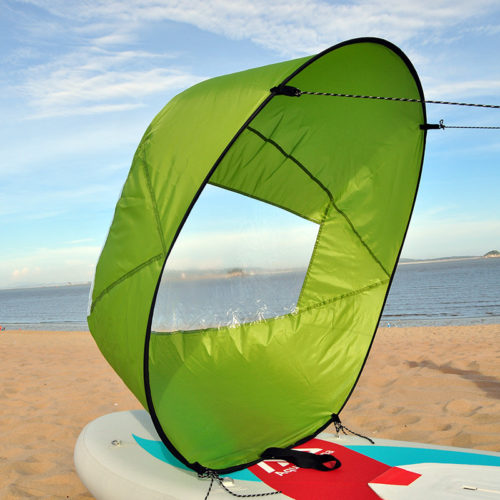 Kayak Sail Kit Wind Paddle Sail
