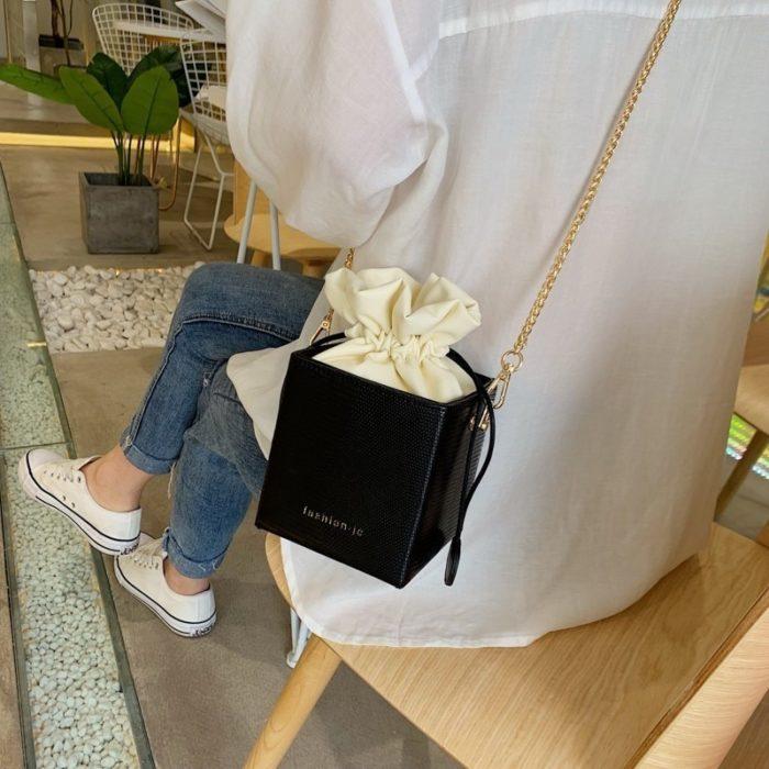 Bucket Purse Ladies Small Bag