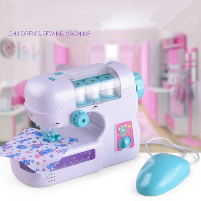 Childrens Sewing Machine (Battery-Operated)