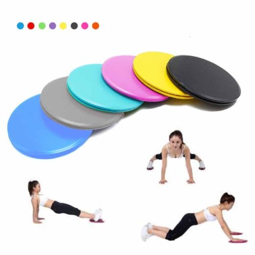 Gliding Discs 2PCS Fitness Equipment