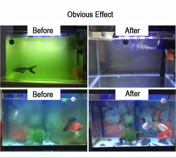 UV Light For Fish Tank Water Sterilizer